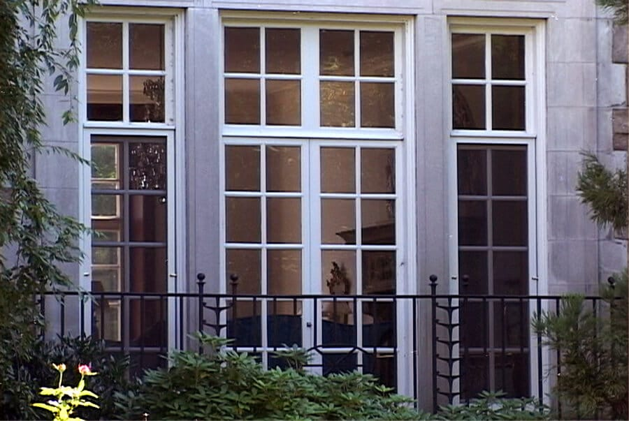 Electronic Tint Home Windows Variably Controlled Privacy