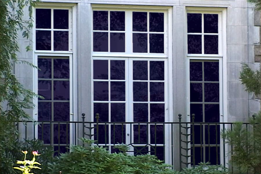 Electronic Tint Home Windows Variably Controlled Privacy Glass