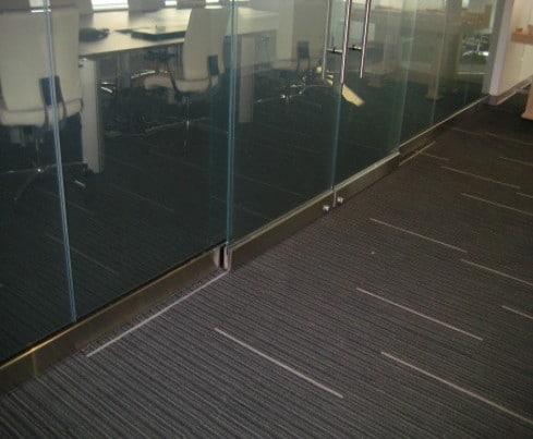 CIA Headquarters – High Security Privacy Glass   Innovative