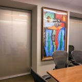 switchable glass for conference rooms