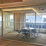 conference room switch glass
